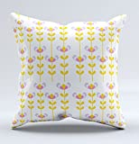 Flower Stick Baby/Toddler Pillow-Case Available In Organic Cotton And Kona Cotton