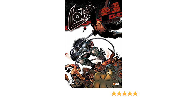 Lobo: La gran pelea: Amazon.es: Grant, Alan, Ronald, Alex ...