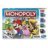 Hasbro Gaming Nintendo Monopoly Gamer