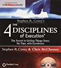 Stephen R. Covey's The 4 Discipline...
