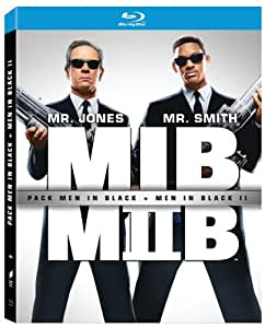 Pack Men In Black I+II [Blu-ray]