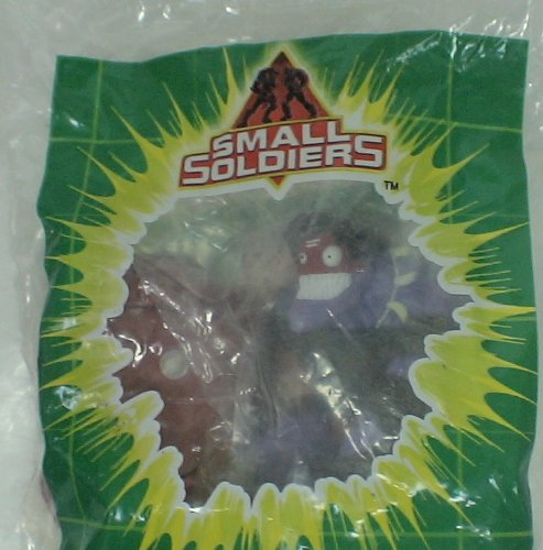 Vintage Unopened Kids Meal Premium : Small Soldiers