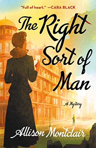 The Right Sort of Man by [Montclair, Allison]