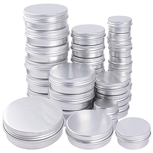 🥇 30pcs Latas de Aluminio Vacías
