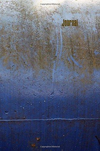 Download Journal: Blue Ship Patina 6x9 Bullet Dot Grid pdf