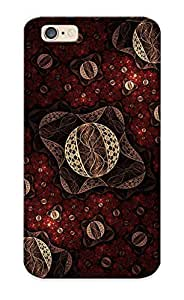 Christmas Day's Gift- New Arrival Cover Case With Nice Design For Iphone 6- Fractal Lace Spheres
