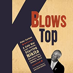 K Blows Top Audiobook