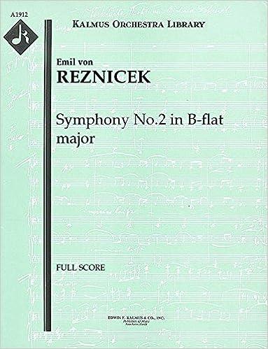 Symphony No.2 in B-flat major: Full Score [A1912]