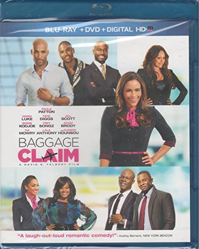 Baggage Claim [Blu-Ray + DVD + Digital HD]
