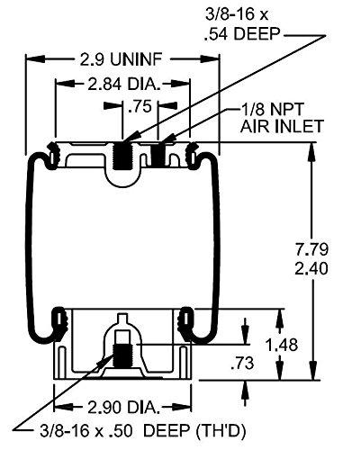 Firestone Cab Air Bags - 9