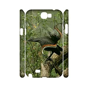 Lyrebird 3D-Printed ZLB570753 Custom 3D Phone Case for Samsung Galaxy Note 2 N7100 by supermalls