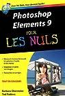Photoshop Elements 9 poche pour les nuls par Obermeier