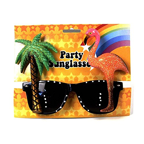 Tree Party Flamingo Palm Palm Glasses Flamingo Glasses Party Tree xqOTAYzw