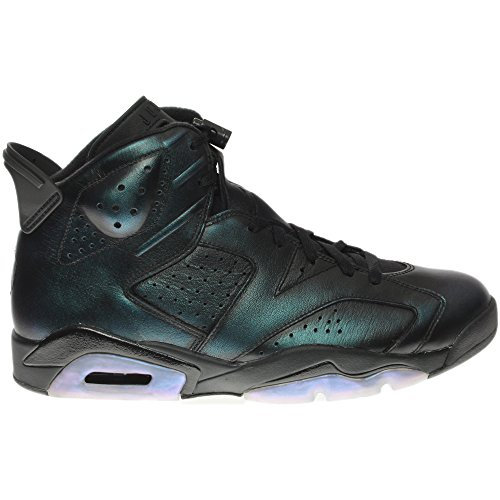 687169bd098716 free shipping Jordan 6 Retro As Mens Style  907961-015 BLACK CHAMELEON Size