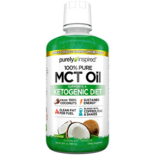 Purely Inspired MCT Oil, 32 Ounce by Purely Inspired