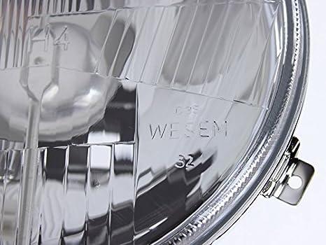 Hauptscheinwerfer Scheinwerfer Einsatz Vorne H4 Alle Modelle Neu 8195151516 Auto