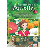 The Secret World of Arrietty (Film Comic), Vol. 2