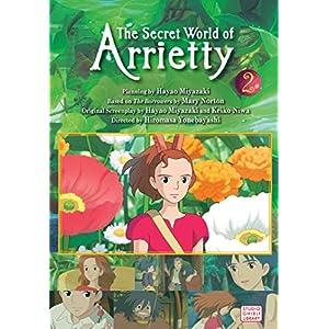 The Secret World of Arrietty (Film Comic), Vol. 2 (Arrietty Film Comics)