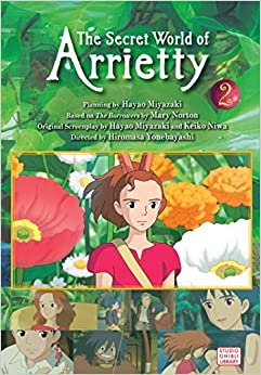 SECRET WORLD OF ARRIETTY FILM COMIC GN VOL 02 (Arrietty Film Comics)