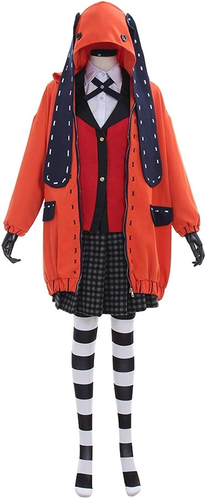 Amazon.com: DUNHAO COS - Traje de uniforme para mujer ...