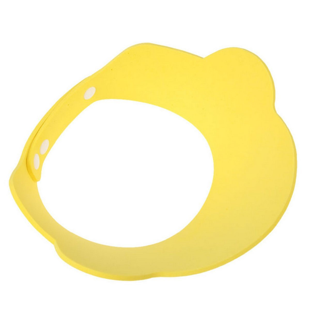 Colorido Idea de regalo Protecci/ón para los ojos C/ómodo Ni/ños Gorro de ducha Suave O/ídos Ba/ño Modelo 3 Azul Ajustable