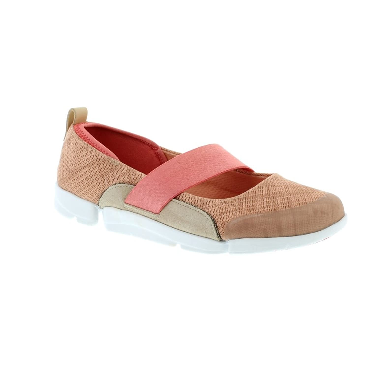 Clarks Tri Allie - Pink Combi4 UK