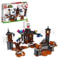 Playset Super Mario King Boo and The Haunted Yard Expansion