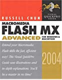 Macromedia Flash MX 2004 Advanced for Windows and Macintosh: Visual QuickPro Guide