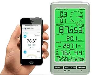 Amazon Com Ambient Weather Ws 50 C Wifi Smart Weather