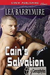 Cain's Salvation [Genophytes] (Siren Publishing Classic)