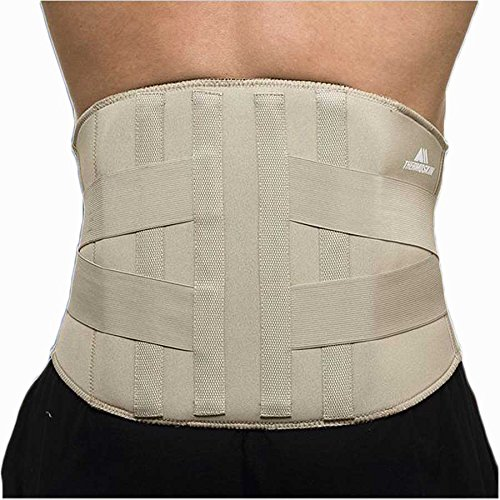 Thermoskin 081600030 Apd Rigid Lumbar Support, X-Large, Shape,, ()