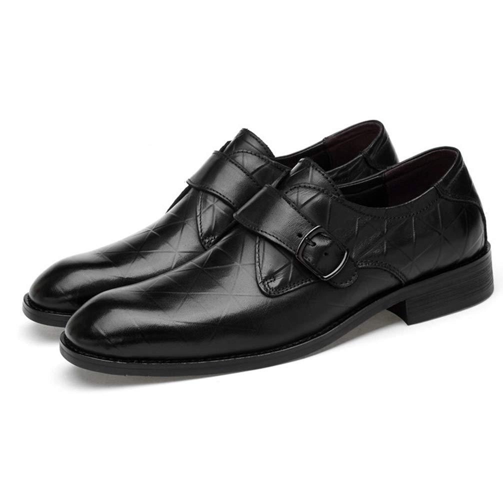 587f337e0b751 Amazon.com: Mens Oxford Shoes Breathable Non-Slip Pointed-Toe Lace ...