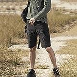 CARWORNIC Men's Quick Dry Tactical Shorts