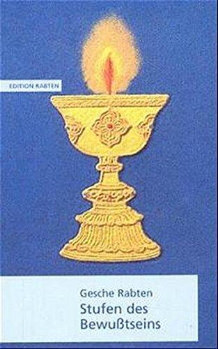 Stufen des Bewusstseins Taschenbuch – 1. Mai 2000 Gonsar Rinpotsche Gesche Rabten Helmut Gassner Edition Rabten
