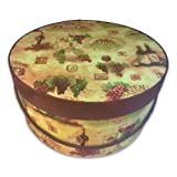 Hat Gift Box - Grapes from Wine Country