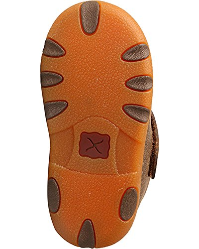 Pictures of Twisted X Infant-Girls' Leopard Driving Moccasins - 4
