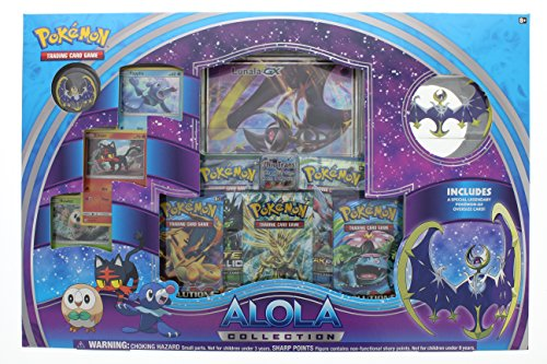 Pokemon TCG: Alola Lunala Collection Box by Pokémon