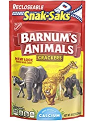 Barnum's Animal Crackers - Snack-Sak, 8 Ounce
