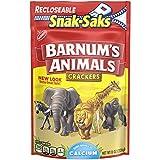 Barnum's Animal Crackers, 8-Ounce Snak-Saks (Pack of 12) Review