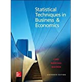 Statistical Techniques in Business and Economics, 16th Edition