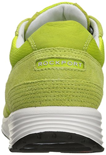 Rockport Mens Trustride Stringato A Scarpa Da Passeggio Lime Punch