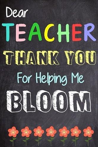 Thank You Teacher Appreciation Quotes