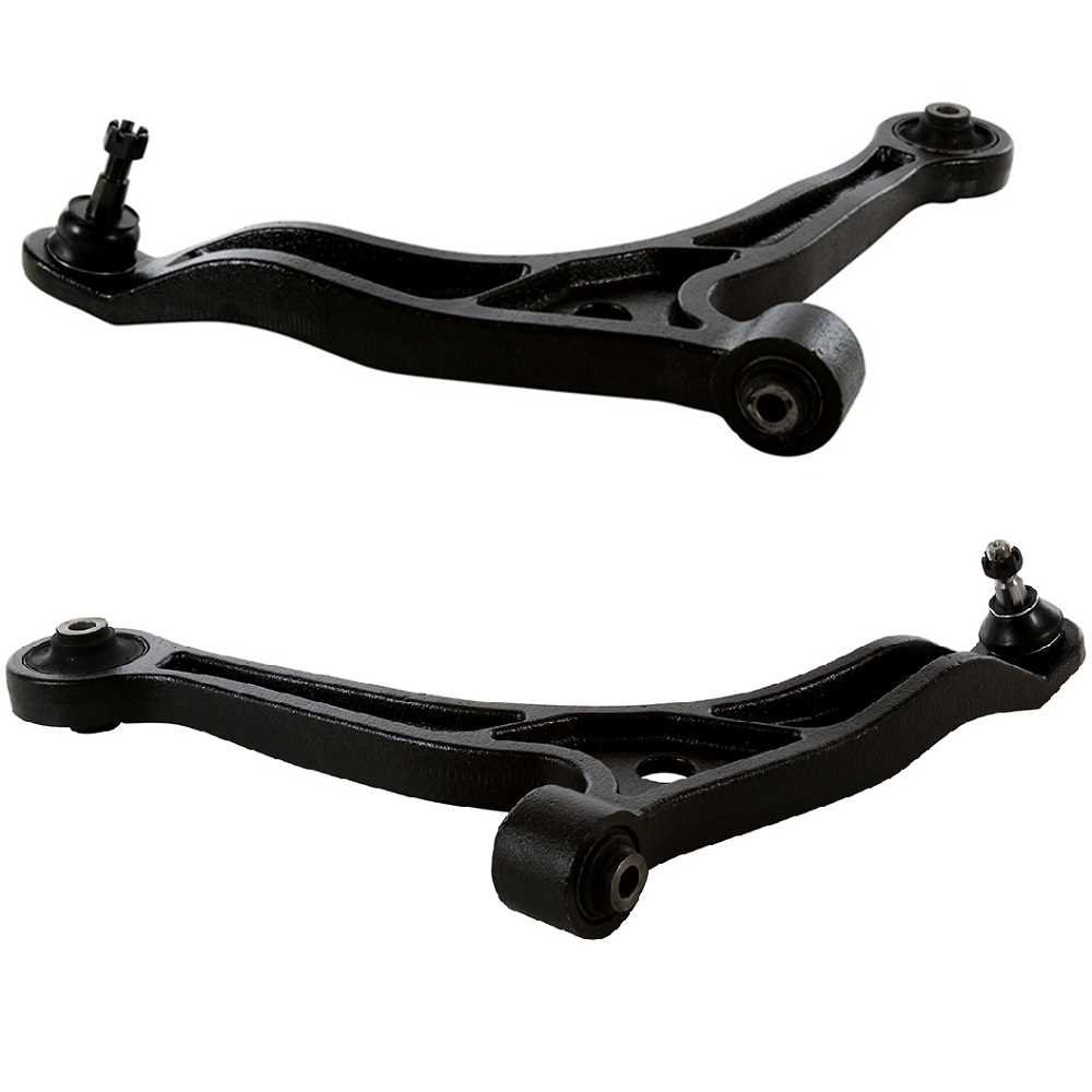 Prime Choice Auto Parts CAK872-873 Pair of Lower Control Arms With Ball Joints