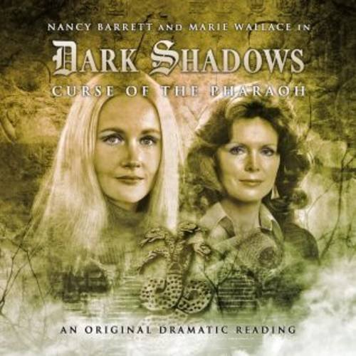 The Curse of the Pharaoh (Dark Shadows)