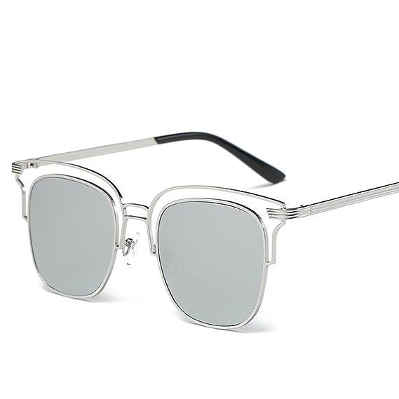 Aoligei Mode-Stars Hollow Sonnenbrille mit Sonnenbrille, Europa und Amerika Flut männlich