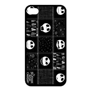 Customize Cartoon Movie Nightmare Before Christmas Back Case for iphone 4 4S JN4S-1992