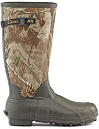 "Men's 15"" Rubber Boots 800 Gram Thinsulate Ultra Realtree AP Camo"