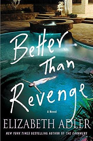 book cover of Better Than Revenge