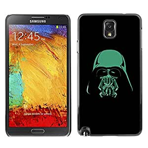GagaDesign Phone Accessories: Hard Case Cover for Samsung Galaxy Note 3 - Darth Bane