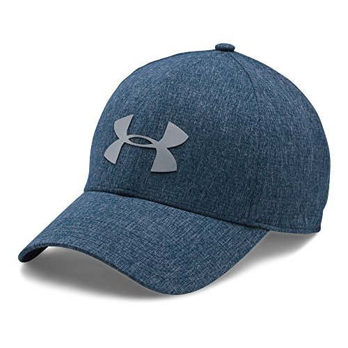 Price comparison product image Under Armour Men's Driver 2.0 Golf Cap, Academy (408)/Steel, One Size